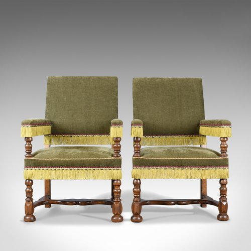 Antique Furniture Antiques A Pair Of Fine Antique Chairs