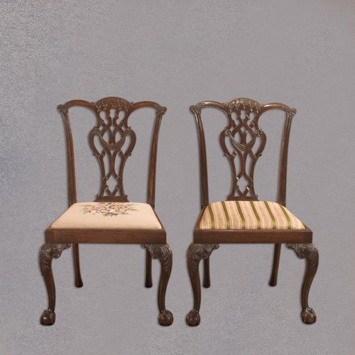 - Pair Of Antique Dining Chairs, Victorian - Antiques Atlas