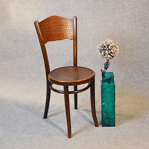 Thonet Original Bentwood Kitchen Dining Chair Antique ... - Thonet Original Bentwood Kitchen Dining Chair - Antiques Atlas