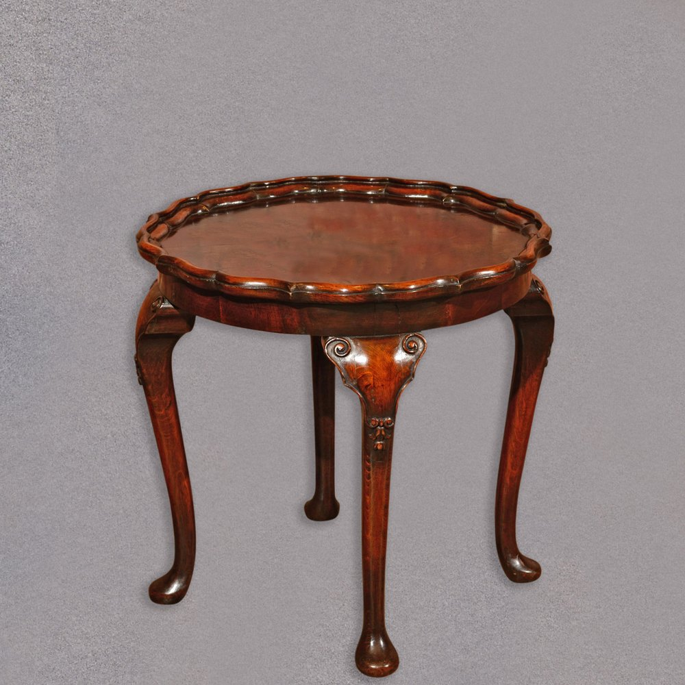 Victorian Pie Crust Coffee Table C 1900 Antiques Atlas