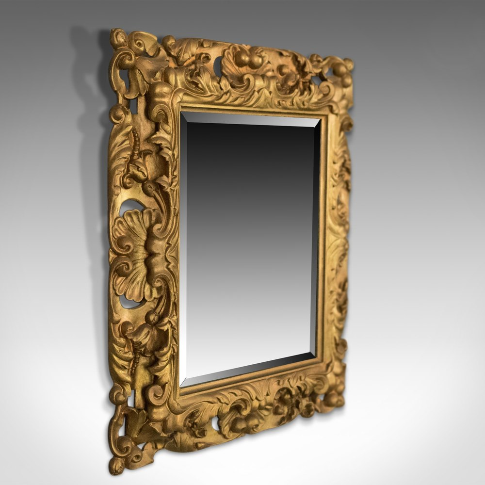 Antiques atlas vintage giltwood wall mirror classical for Antique wall mirrors