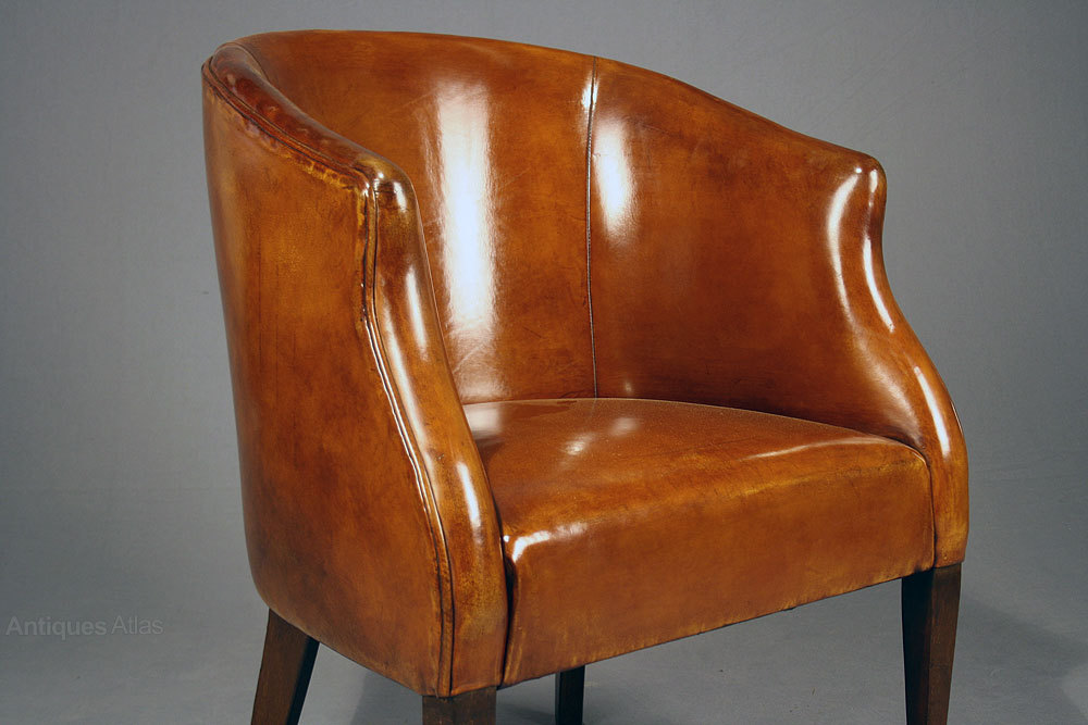 ... Tub Chairs Leather Desk Chair ...