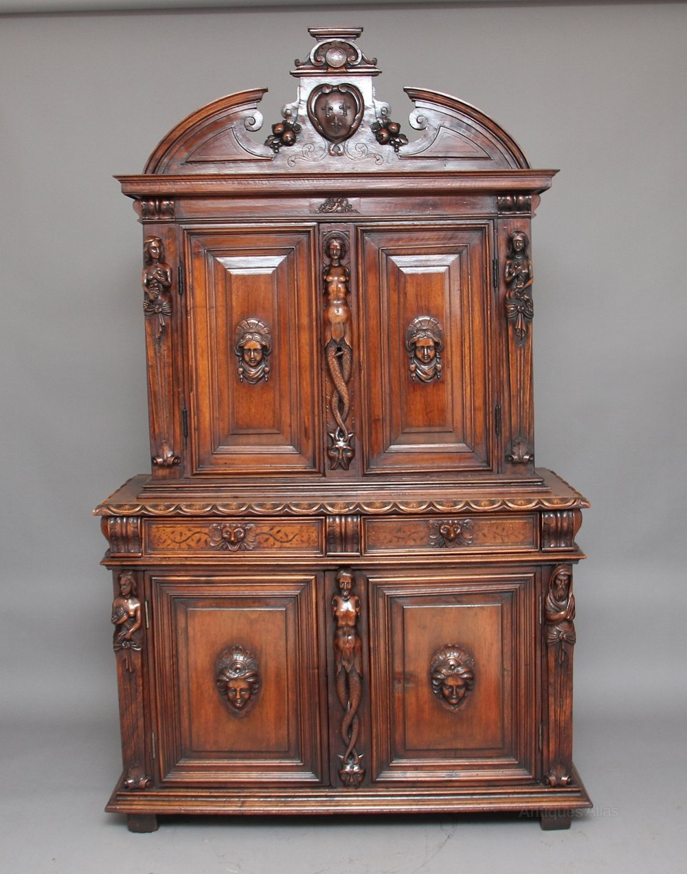 cabinet departments 18th century italian walnut cabinet antiques atlas 12789