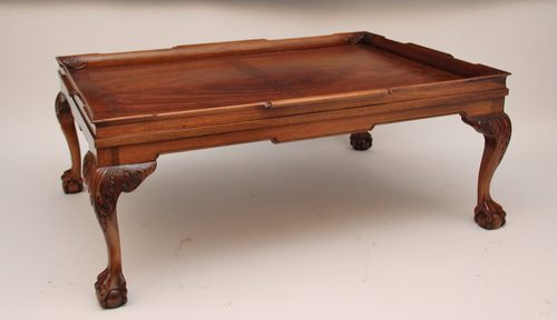 Chippendale Style Coffee Table