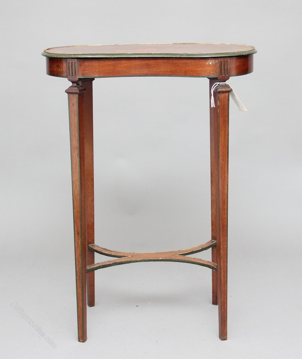 Early 20th century mahogany occasional table antiques atlas for Occasional tables