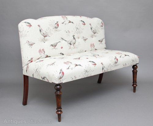 Groovy Antiques Atlas Mid 20Th Century Upholstered Bench Spiritservingveterans Wood Chair Design Ideas Spiritservingveteransorg