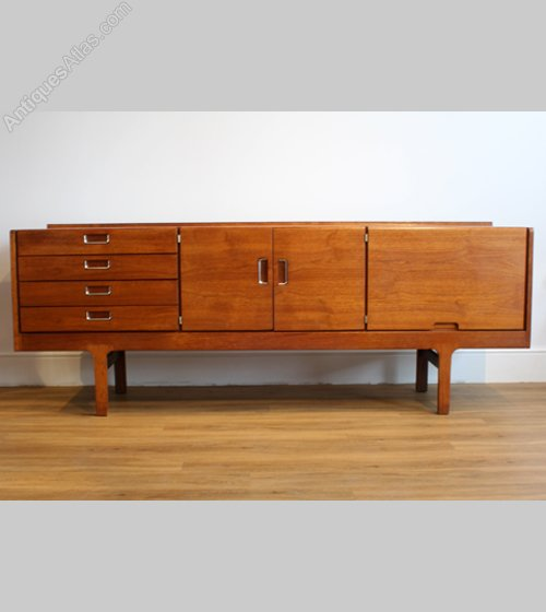 Sideboard Mid Century antiques atlas a mid century modern teak sideboard by meredew