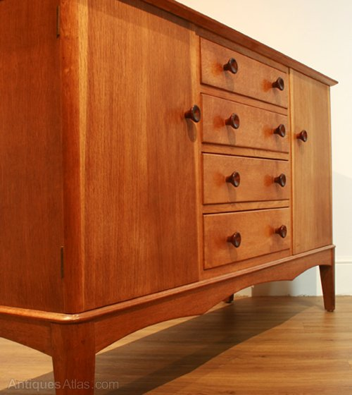Antiques Atlas A Mid Century Oak Sideboard By Hjmann