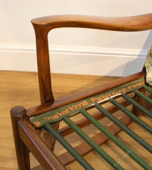 Antiques Atlas A Parker Knoll Florian Rocking Chair