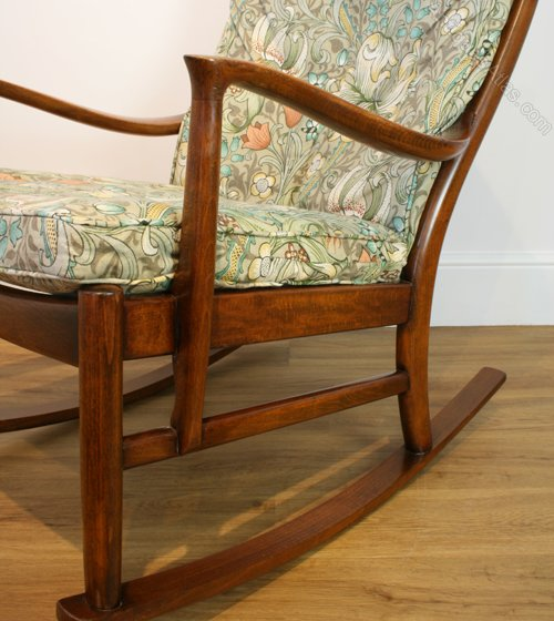 Prime Antiques Atlas A Parker Knoll Florian Rocking Chair Onthecornerstone Fun Painted Chair Ideas Images Onthecornerstoneorg
