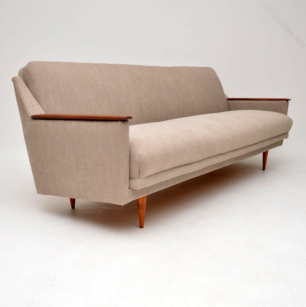1950 S Danish Vintage Sofa Bed And Retro Settees Sofas