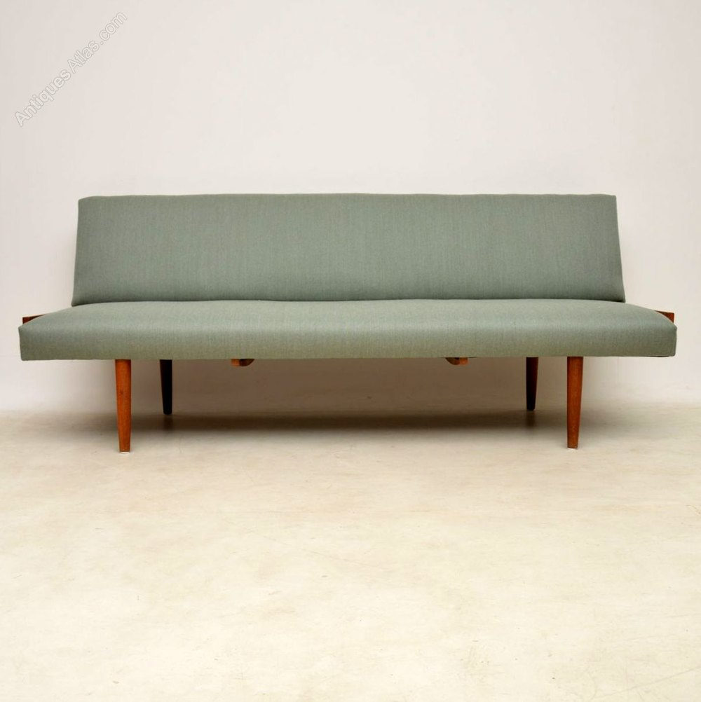 1950 S Vintage Danish Sofa Bed