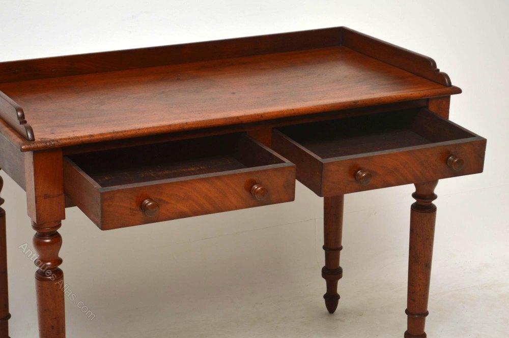 Writing Desks Antique Victorian