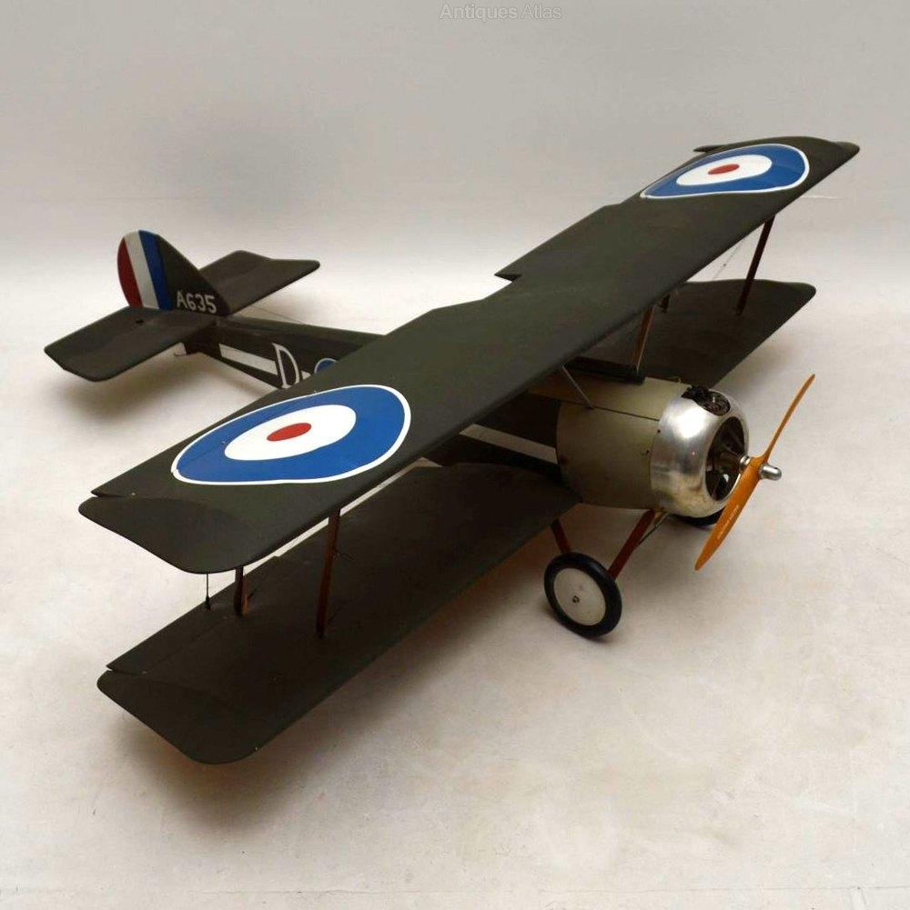 model aeroplanes Vintage