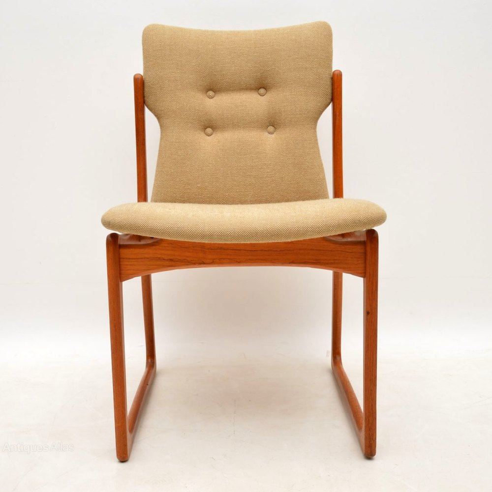 4a603a5330367 Set of Danish Vintage Teak Dining Chairs Chair Sets of 6 Antique Dining  Chairs Danish Vintage ...