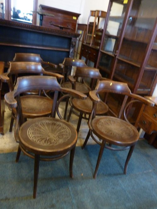 Bentwood Chairs. 1 of 6 - Bentwood Chairs - Antiques Atlas