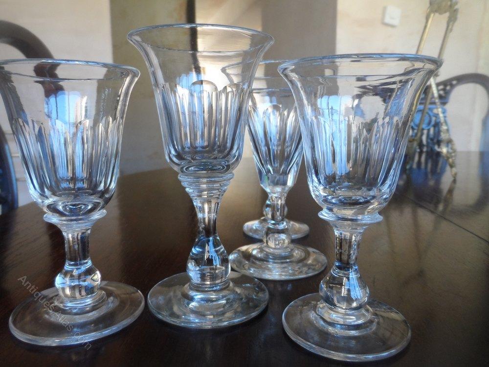 Th Century Jelly Glasses