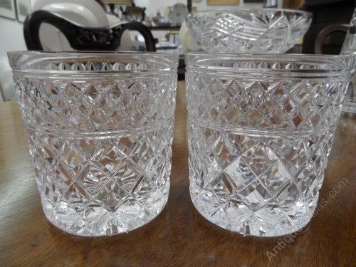 Stuart Crystal & Cut Glass