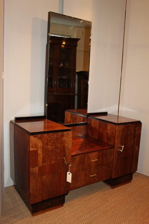 Marvelous Art Deco Dressing Table