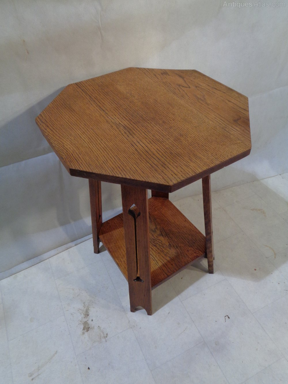 ... Tables Antique Oak Arts Crafts %%alt5%% ...