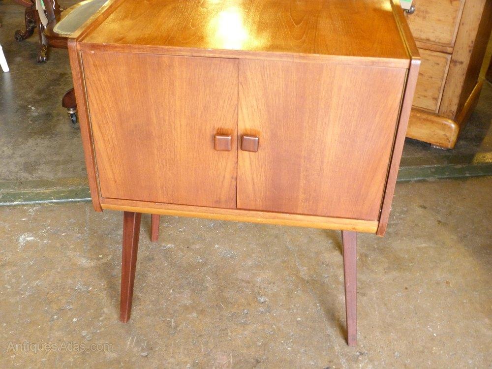 record s antiques cabinet vinyl cabine antique atlas vintage teak photos