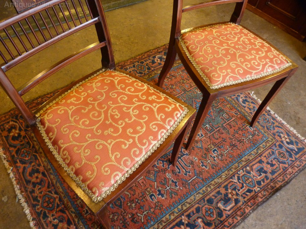 edwardian bedroom chairs. bedroom chairs edwardian inlaid furniture %%alt5%% a