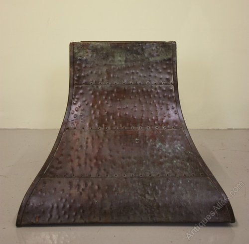 Very Antiques Atlas - 19th Century Antique Copper Fire Hood/Canopy. RB26