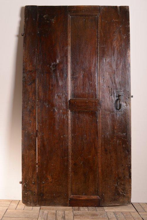 Early 18th Century Antique Oak Door ... - Antiques Atlas - Early 18th  Century - Antique Oak Door Antique Furniture