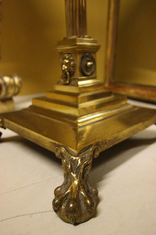 Antiques Atlas English Antique Brass Standard Lamp