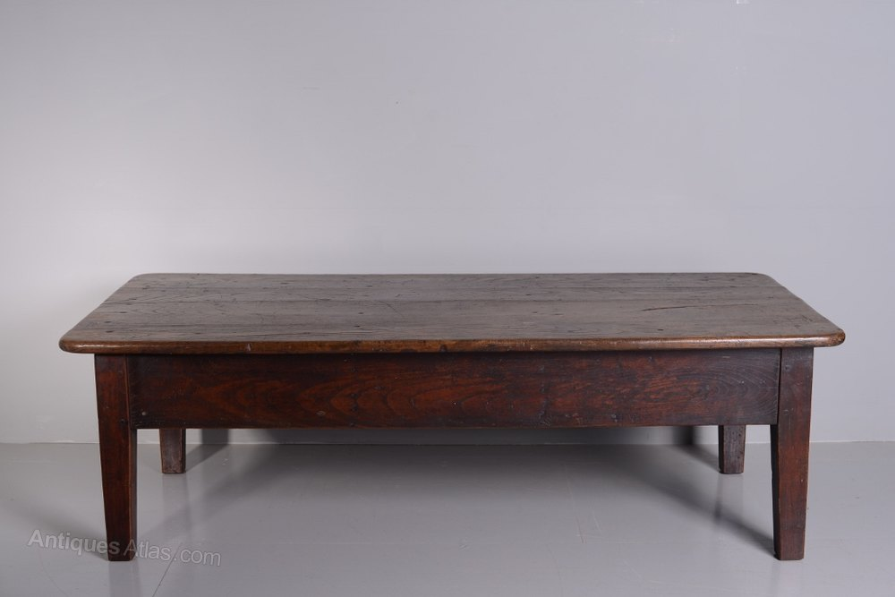 ... Fiori French Country Barley Twist Ebony Coffee Table · Antique Coffee  Tables ...