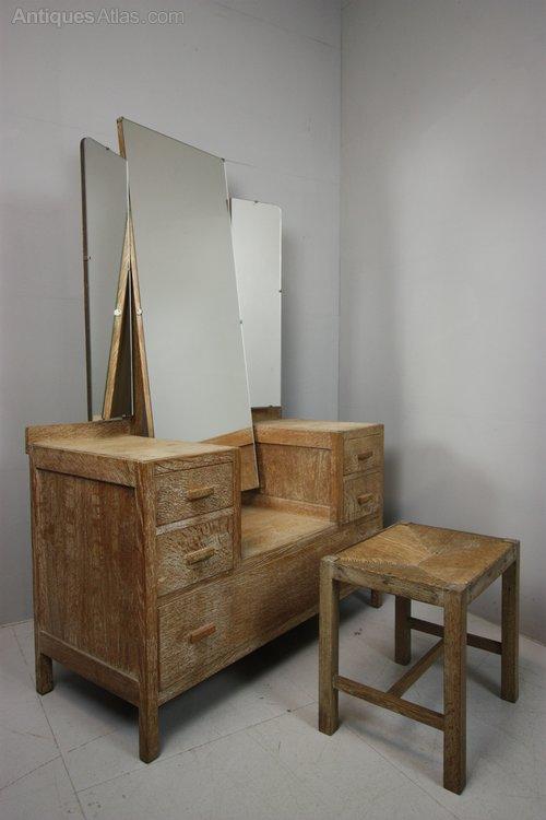 Sensational Heals 1920S Oak Dressing Table Stool Antiques Atlas Gamerscity Chair Design For Home Gamerscityorg