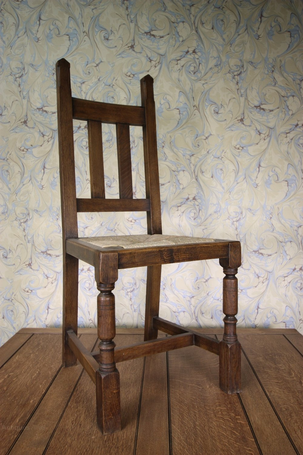 Libertys Of London Antique Dining Table Chairs
