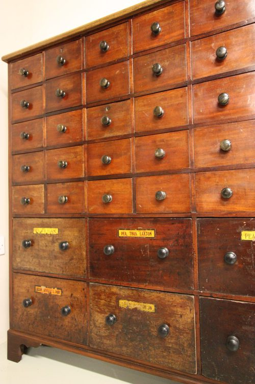 Attrayant Free Monumental Regency Antique Apothecary Chest With Apothecary Chest.