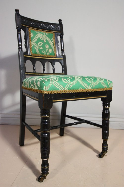pair antique chairs marsh jones cribb antiques atlas