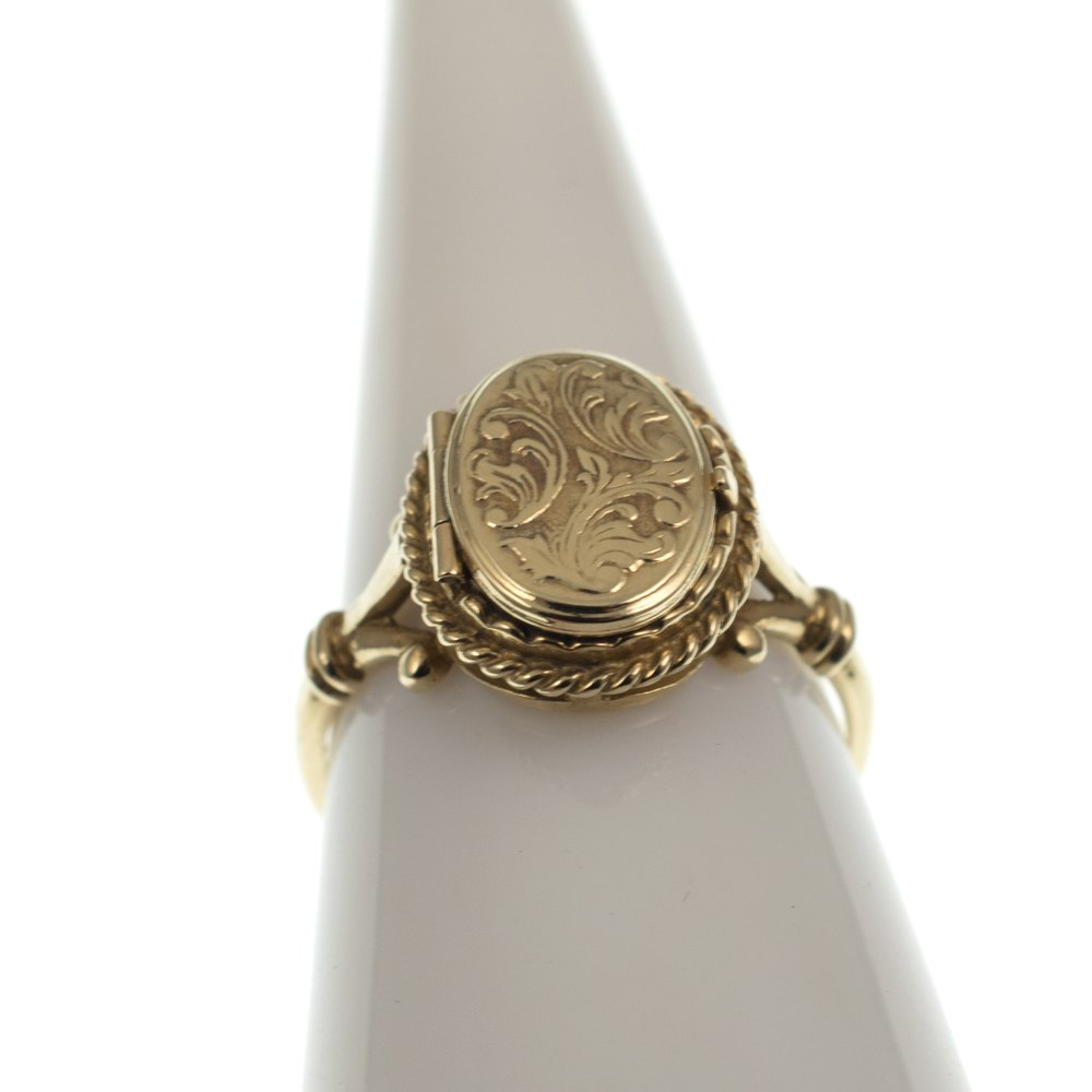 Antique Gold Hallmarks Question? Searching for a Jewelry Manufacturer? Ask the Hallmark Guru on the Hallmark Channel.