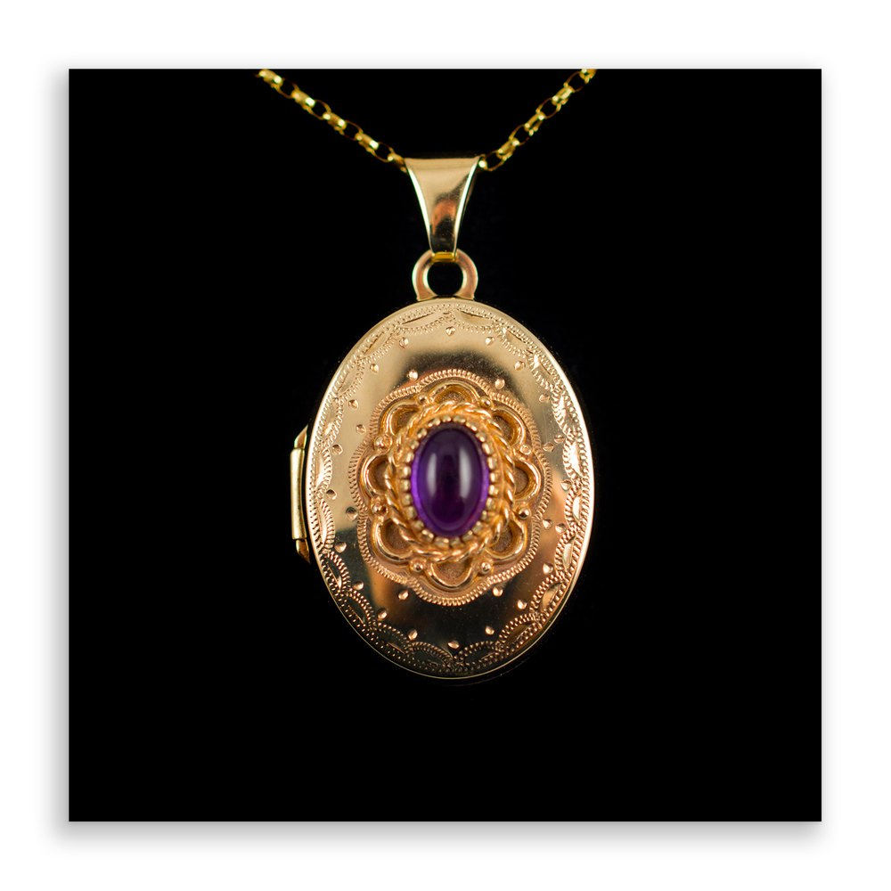 designer jewelsofjaipur silver gemstone pin pendant lockets locket diamond gift sterling amethyst