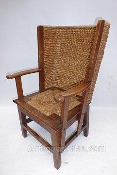 Oak Orkney Chair