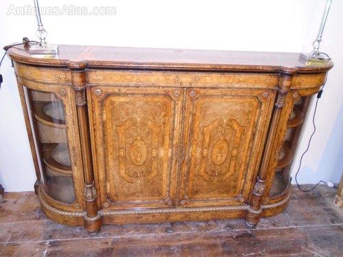 La Credenza In English : English 19th century four door credenza antiques atlas