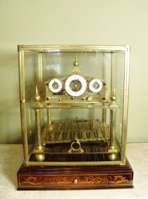 Antiques Atlas Congreve Rolling Ball Clock