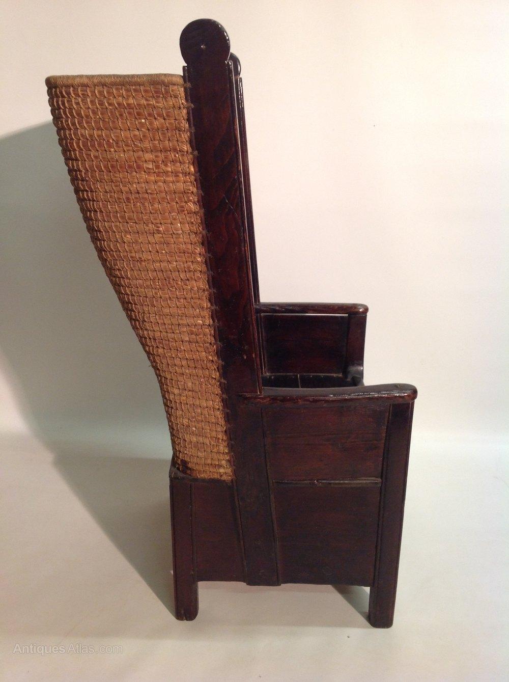 Rare Orkney Chair Antique ... - Rare Orkney Chair - Antiques Atlas - Orkney Chair Antique Antique Furniture