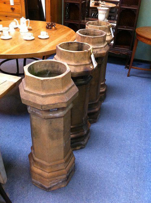 Antiques Atlas Victorian Chimney Pots