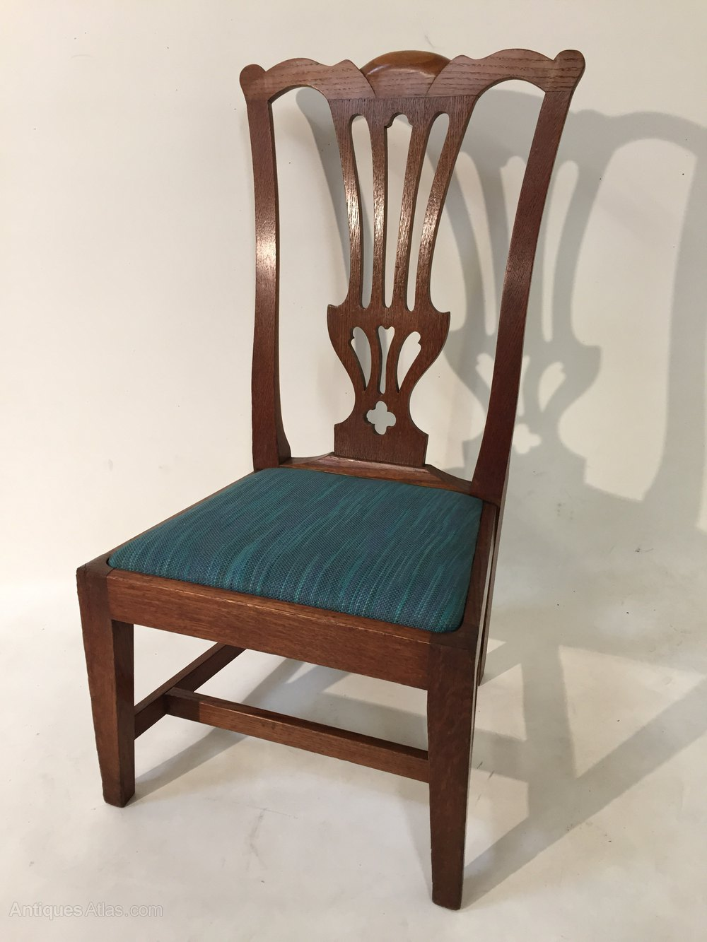 Wheeler Arncroach Gossip Chair Antique ... - Wheeler Arncroach Gossip Chair - Antiques Atlas