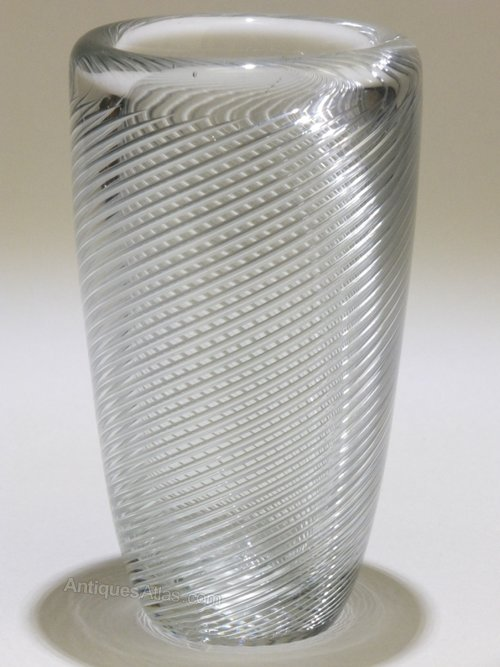 Antiques Atlas Kaj Franck Spiral Vase