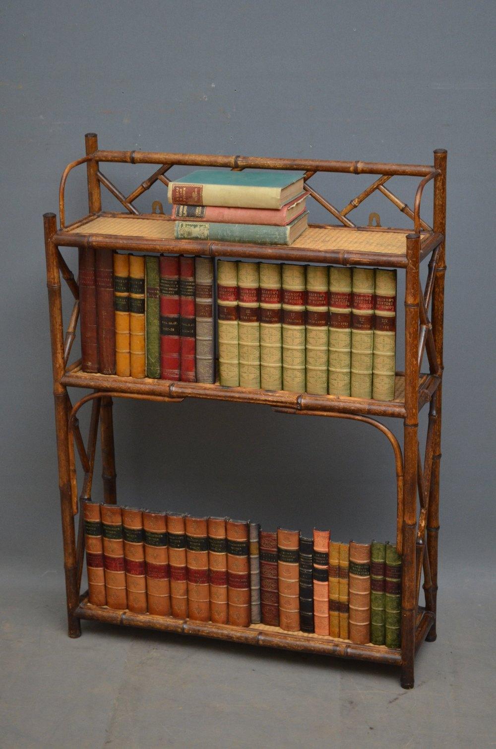 Antiques Atlas - Bamboo Shelves