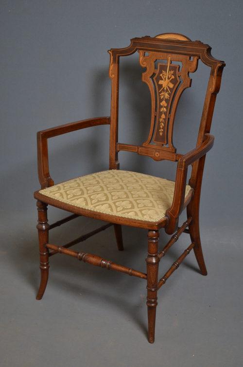 Edwardian Chair - Edwardian Chair - Antiques Atlas