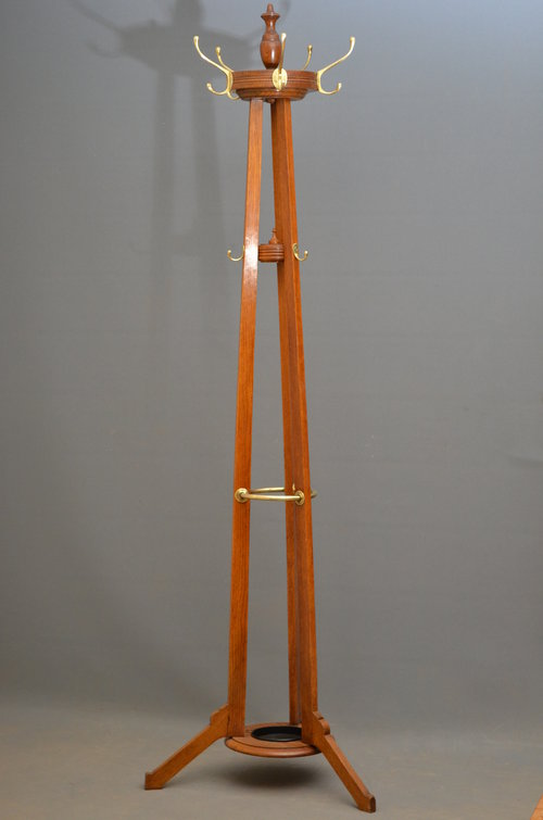 Late Victorian Coat Stand