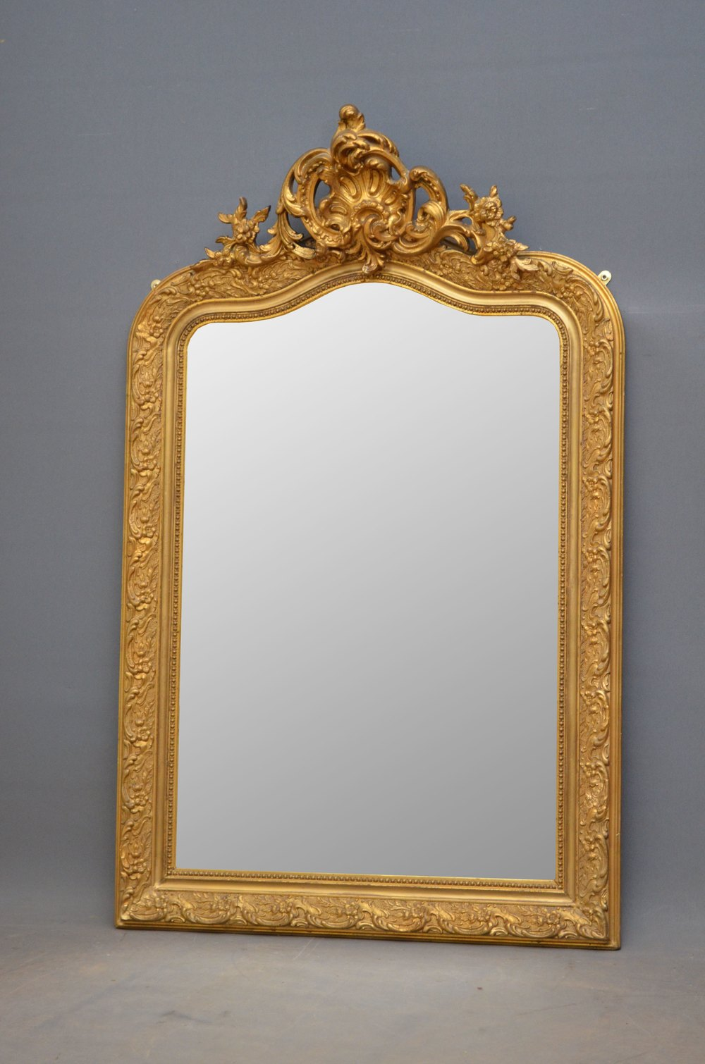 Antiques Atlas Victorian Giltwood Wall Mirror