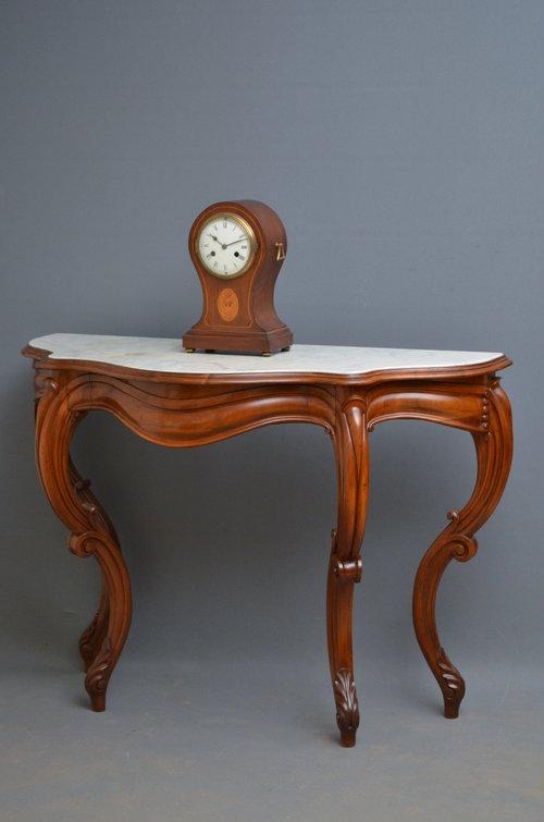 mahogany hall table. Victorian Mahogany Console Table - Hall H