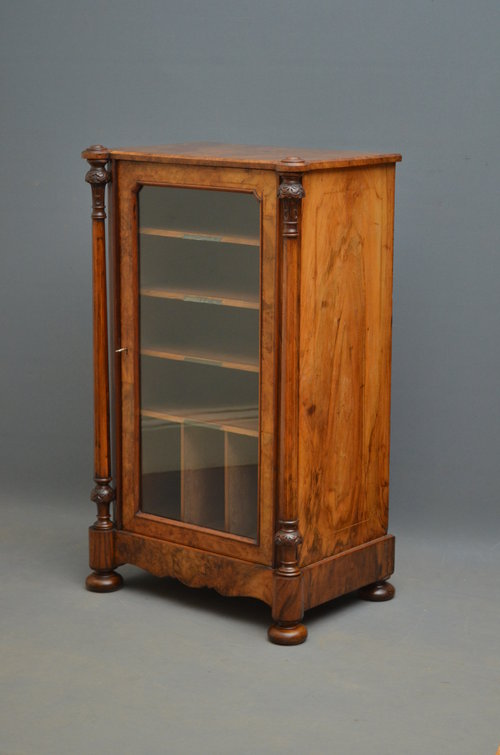 Charmant Victorian Music Cabinet ...