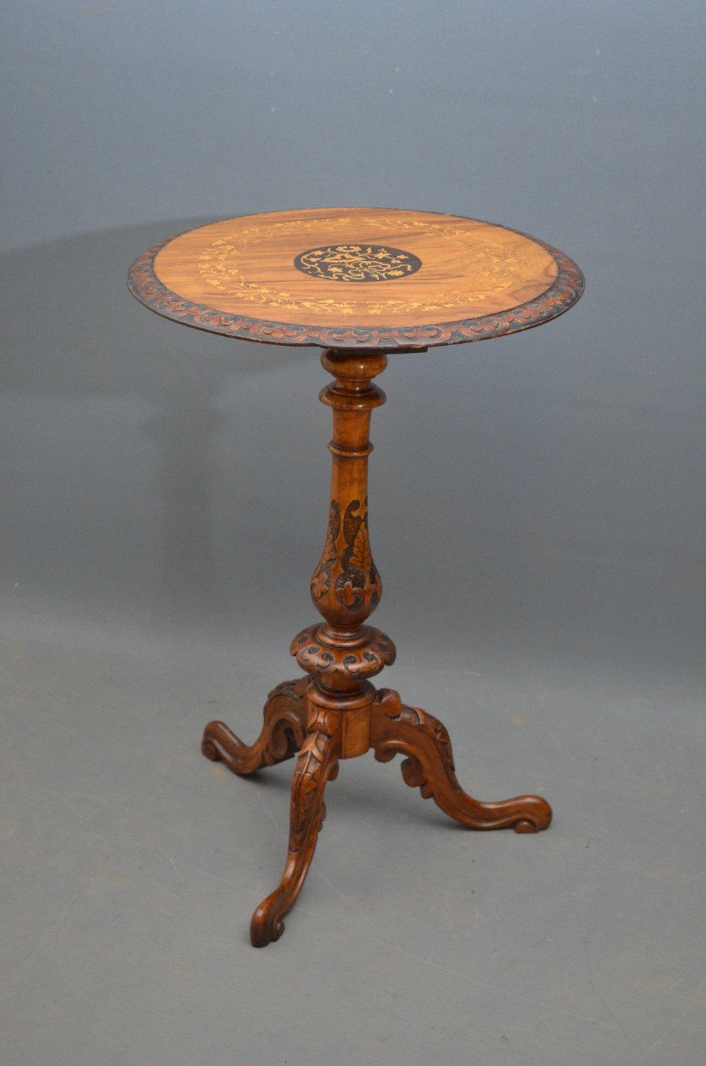 Victorian Pedestal Table Occasional Table Antiques Atlas